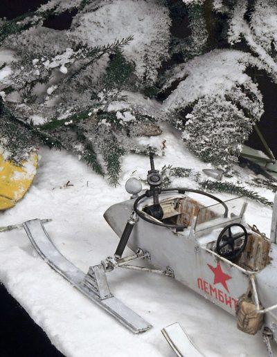 Snow Hunt  7