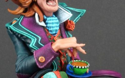 New figure added: the Mad Hatter